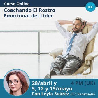 Curso Online: Coachando El Rostro Emocional del Líder